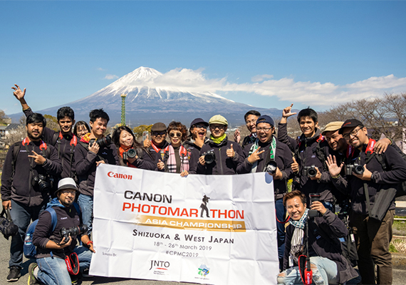 CPMC 2019: Shooting Full Steam Ahead in the Land of Mount Fuji